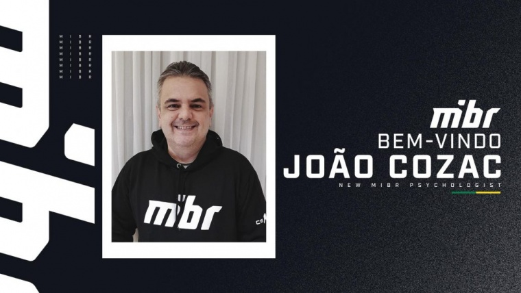 CS:GO: MIBR contará com psicólogo da Vivo Keyd antes do Major